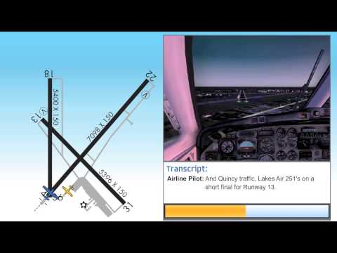 Runway Safety: Quincy, IL (2013)