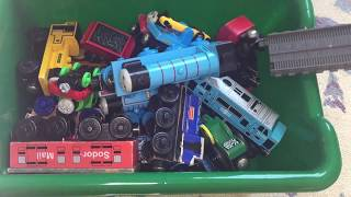 24 Thomas and Friends Toys Trains Ramp - Videos for Kids and Children