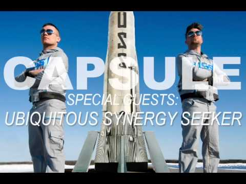 Capsule Podcast 11: Ubiquitous Synergy Seeker Interview 2014