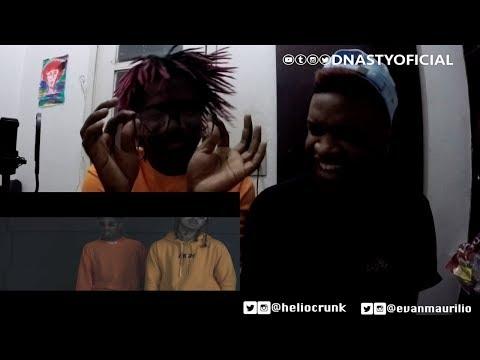 Matuê - URUBUS feat. Derek   Block® Sessions (Videoclipe Oficial) [React]