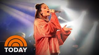 Demi Lovato Breaks Her Silence After Apparent Overdose | TODAY