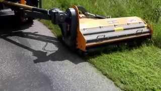 verge mower kb160r offset mower rolmex