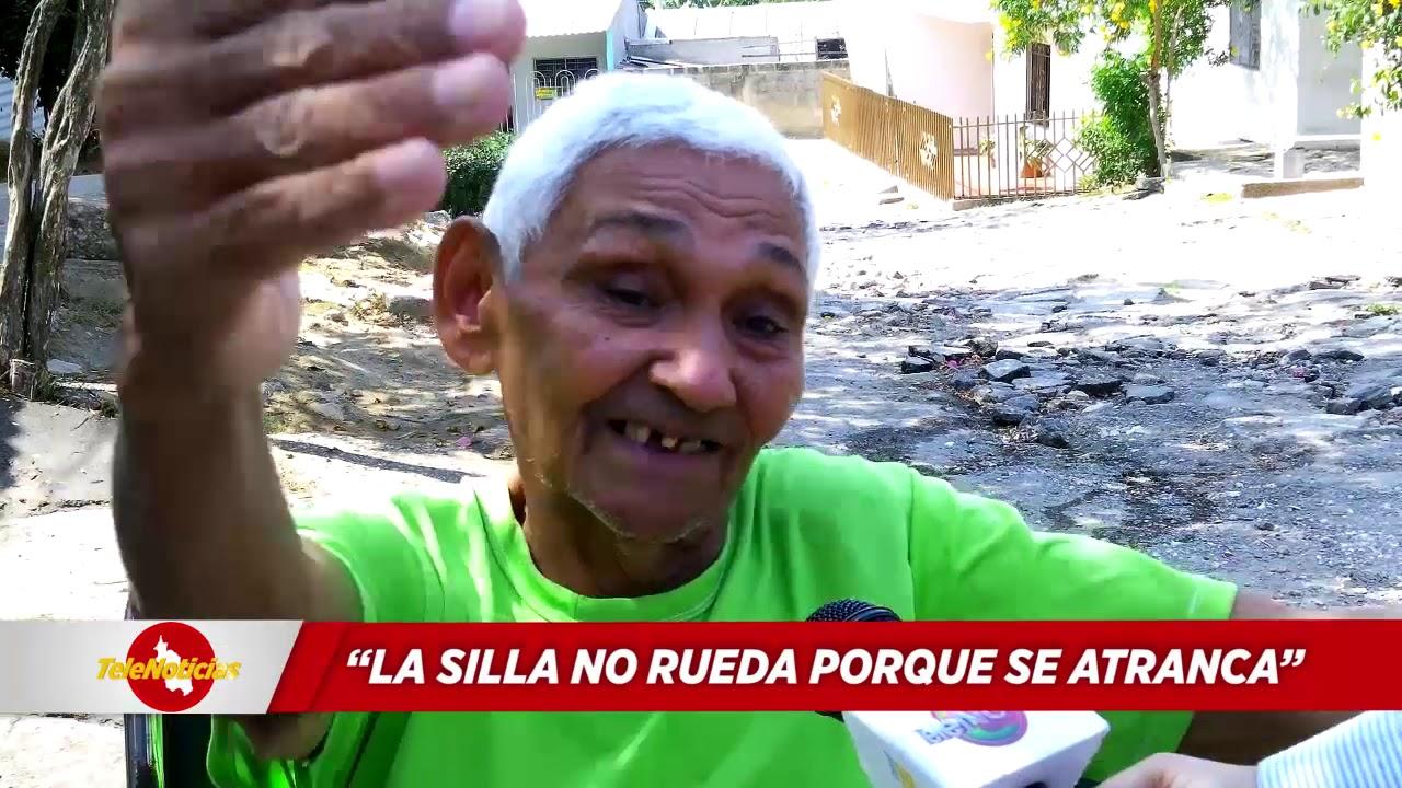 BARRIO LA FE PIDE PAVIMENTACION.