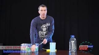 Секрет приготовления самого лучшего раствора для шоу мыльных пузырей 20140314(, 2014-03-14T14:03:11.000Z)