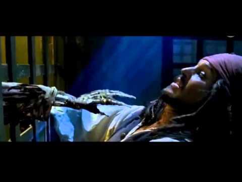 Trailer do filme Piratas do Caribe: A Maldição do Pérola Negra
