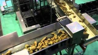 動画で見る、霧島酒造の巨大ハイテク工場【芋の加工~完成まで】