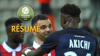 Stade de Reims - Paris FC (1-1)  - Résumé - (REIMS - PFC) / 2017-18