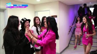 2015 SIXTEEN miss A (수지, Fei 王霏霏, Jia 孟佳, 민) 미쓰에이 cut with M…