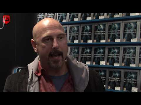 Interview met Kane uit Command & Conquer