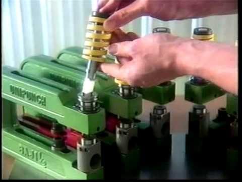 UNIPUNCH — Cost-Effective Hole-Punching Solutions