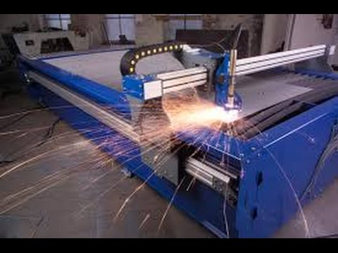 Cnc Plasma Cutter Cnc Machines Engineering Technology