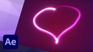 How To Create a LIGHT STREAK Animation Effect in AFTER EFFECTS using TRAPCODE PARTICULAR