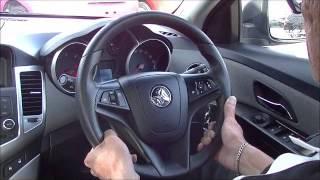2010 Holden Cruze Videos
