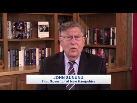 John Sununu on Trump, Russia, Health Care