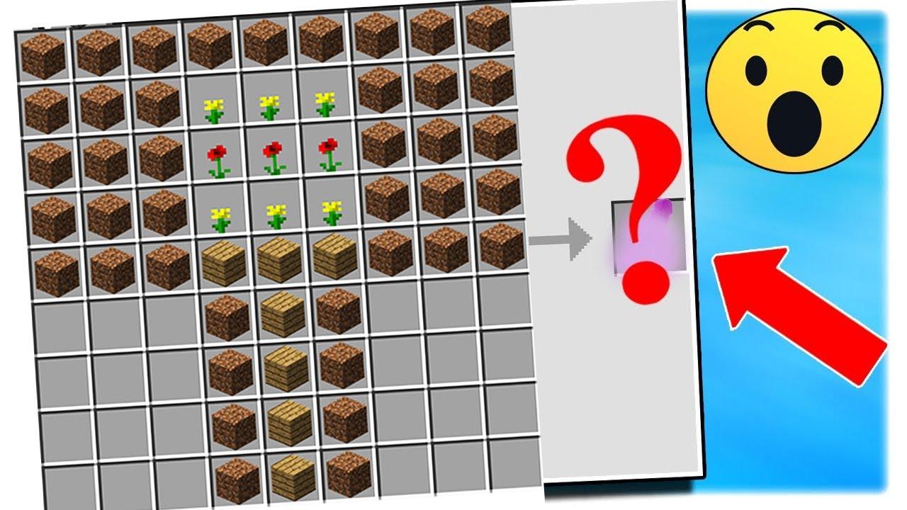 T Gaming Thử Thách Chế Tạo Búa Bằng Đất Vip Nhất Trong Minecraft ?? Đồ Bằng Đất Vip Quá