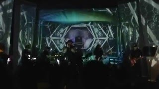 HAWKWIND - THURSDAY - HAWKEASTER -SEATON TOWNHALL 2016 DEVON -