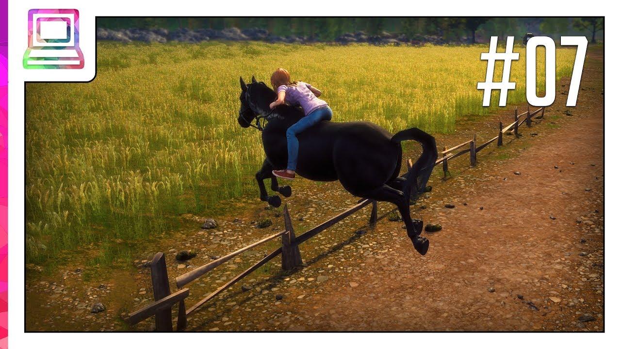Mädchen Pferde Spiele