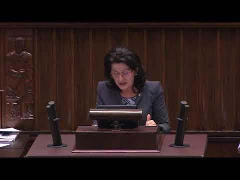 Anna Paluch – wystąpienie z 27 lutego 2018 r.