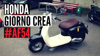 Скутер Honda Giorno Crea 50 AF54 - Walkaround, Kupiscooter.ru