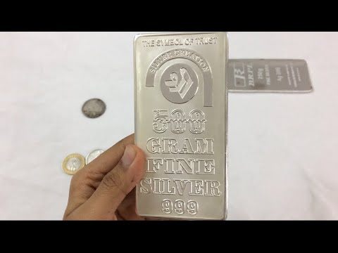 What is the difference between Coins, Rounds & Bars | Bullion India 2019