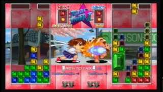 Super Puzzle Fighter II Turbo HD Remix -- 2 December 2012, Player Matches #01