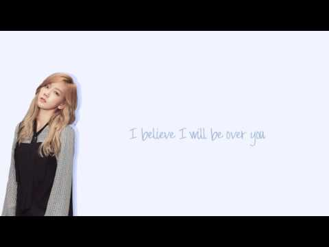 Taeyeon (태연) - 11:11 (Color Coded Lyrics Hangul/Roman/English)