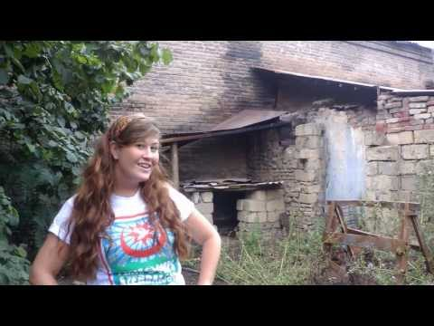 My Peace Corps House (Cribs) Tour  - Azerbaijan