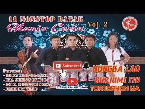 18 NONSTOP Batak Manis Ceria Vol. 2