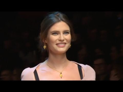 DOLCE & GABBANA Women Fashion Show Fall Winter 2015 2016 HD