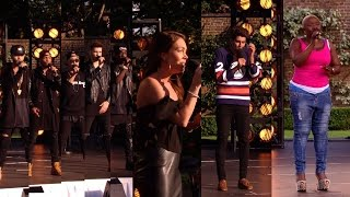 The X Factor UK 2015 S12E09 Bootcamp - First Kings, Holly Johnson, Ankush Khanna, Jen Phillips
