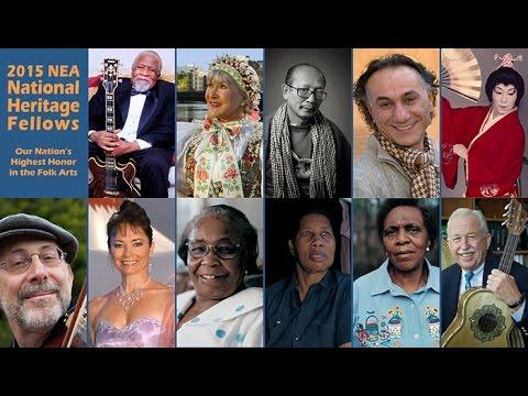 Original 2015 NEA National Heritage Fellowships Concert