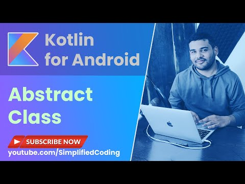 Kotlin Abstract Class Tutorial with Example