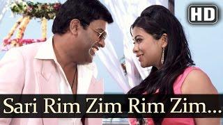 Sari Rim Zim Rim Zim - Bhootacha Honeymoon - Bharat Jadhav - Swapnil Bandodkar - Vaishali Samant