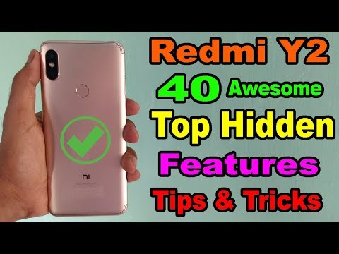 Xiaomi Redmi Y2 Top 40+ Hidden Features, Tips & Tricks in Hindi | You Have to Know