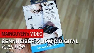 khui hop sennheiser clipmic digital - thu am 96khz24bit mai nguyen doc quyen