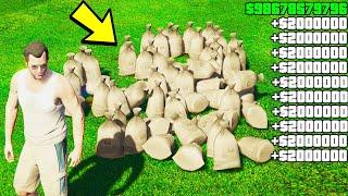 GTA 5 Money Glitch Story Mode Offline 100% Works *Unlimited Money Glitch*