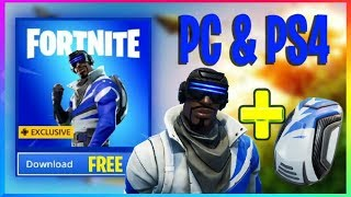 *PC & PS4* How To Get *FREE* BLUE STRIKER SKIN On PC & PS4! Playstation Celebration Pack (Fortnite)