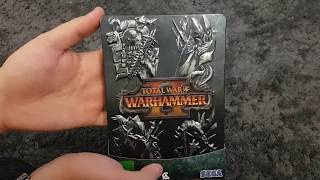 Total War Warhammer 2 HD german Unboxing ★Limited Edition mit Let