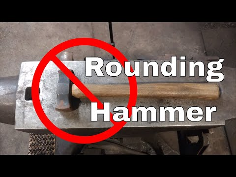 Why I Don't Use a Rounding Hammer