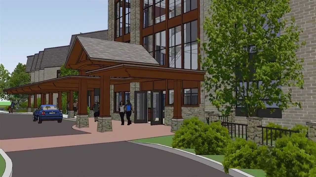 Proposed Building Project Virtual Tour Youtube