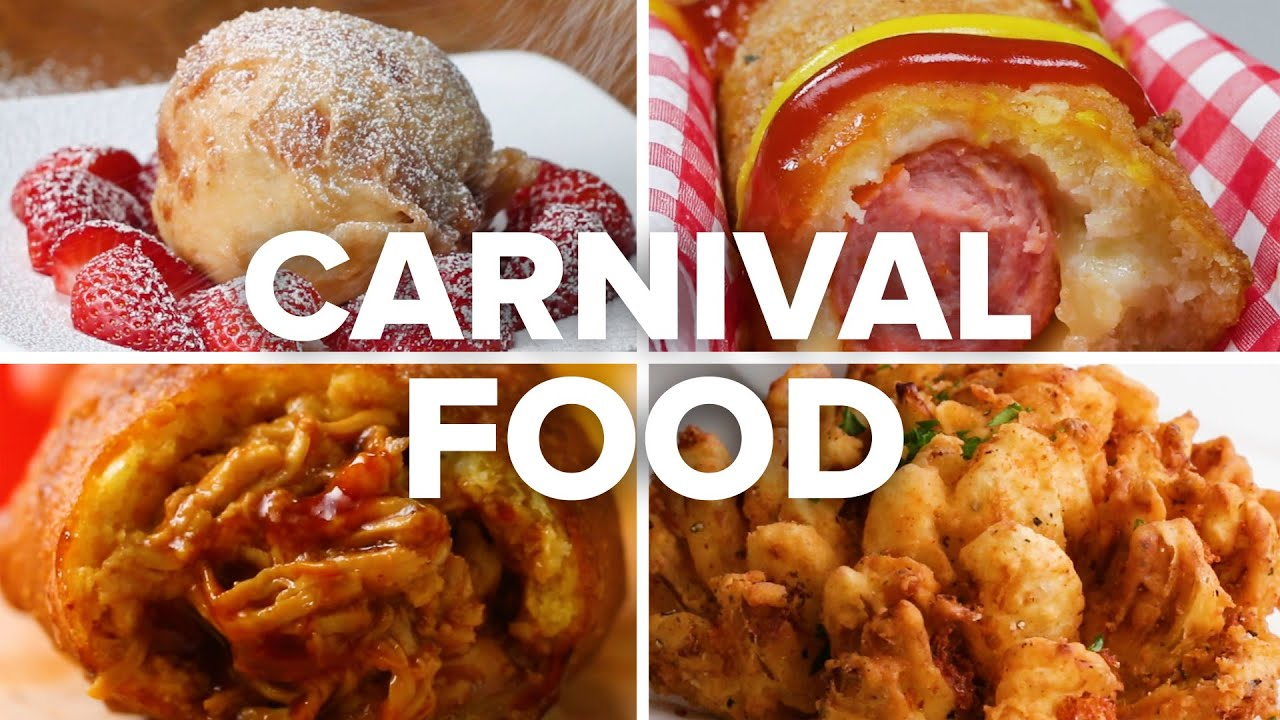 5 Deep-Fried Carnival Recipes