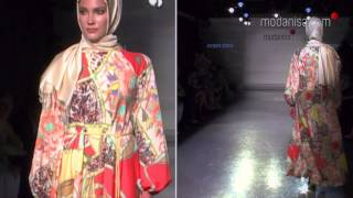 Modanisa Tesettür Giyim Defilesi 2014- Hijab Fashion Show, Turkey