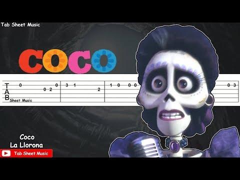 coco---la-llorona-guitar-tutorial