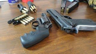 Revólver ou Pistola. Qual escolher? (Para Defesa) thumbnail