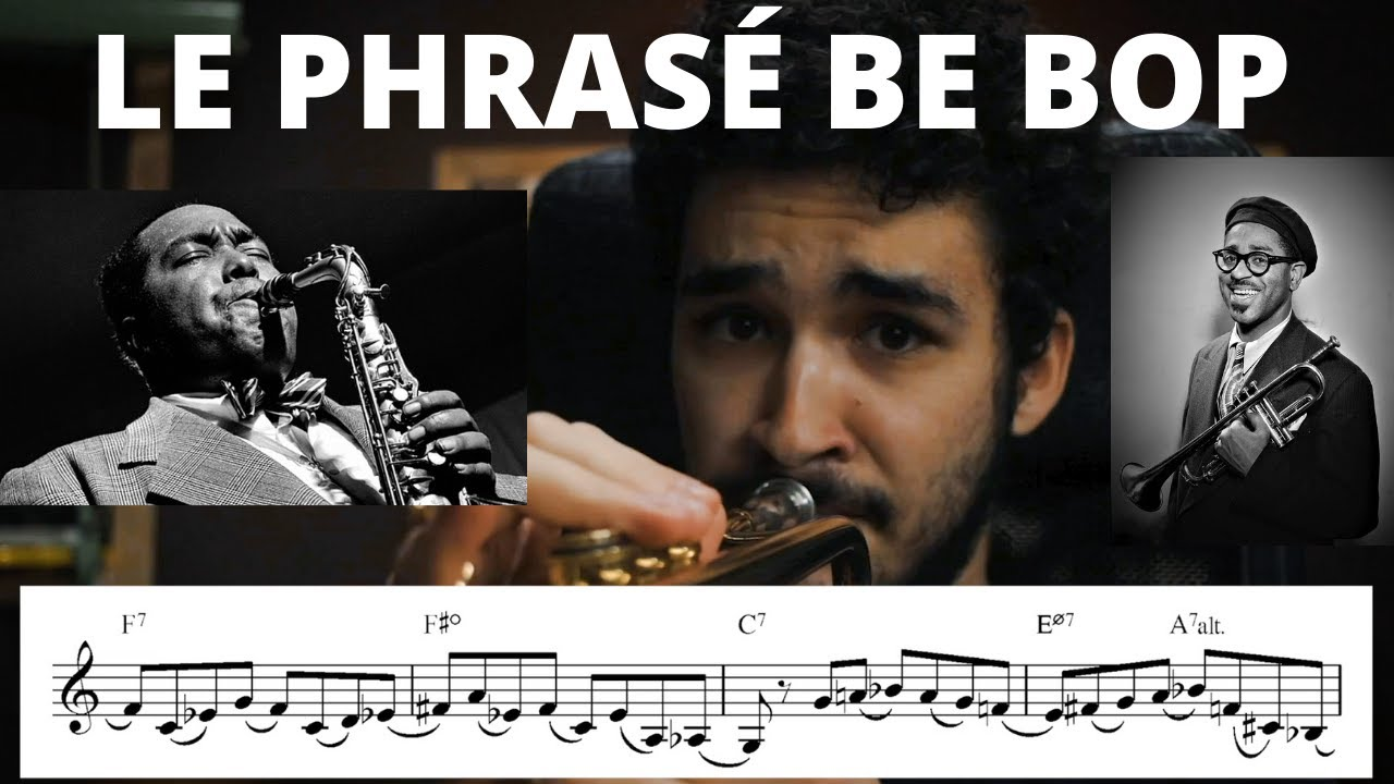 Download LE PHRASÉ BE BOP / BE BOP PHRASING