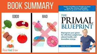 This video will take a look at mark sisson's book the primal blueprint which has sold over half million copies worldwide.✅ get audiobook for free from...