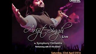 Скачать Chahun Main Ya Naa Arijit Singh Live In Symphony Orchestra Singapore 2016
