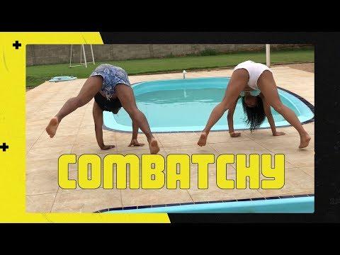 Combatchy - Anitta, Lexa, Luisa Sonza feat MC Rebecca | Coreografia Oficial