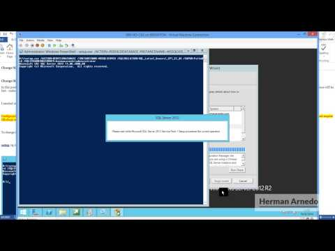 Change SQL Collation SQL_Latin1_General_CP1_CI_AS in SCCM 2012