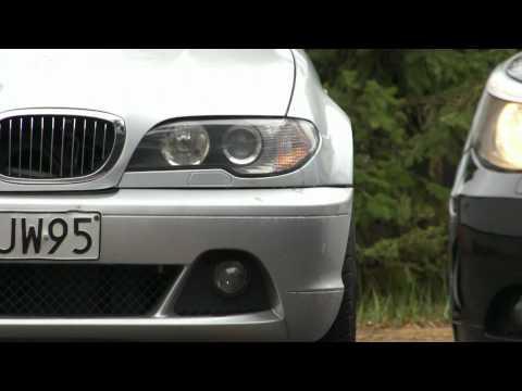 BMW E60 LPG TEST